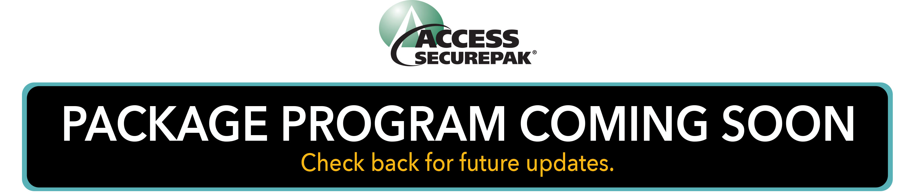 Access Securepak - Forsyth County Detention Center - NC - Welcome